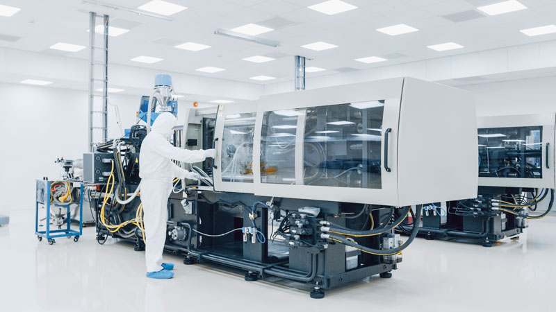 cleanroom moulding